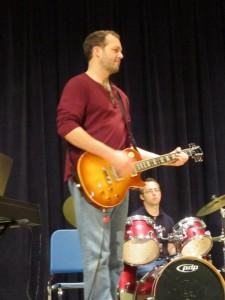 Guitar Teacher at Music Maker Studios, Brighton, MA