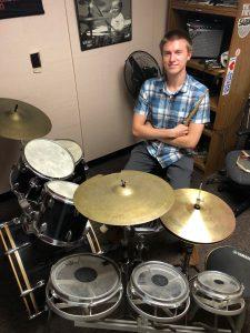 Drum Teacher at Music Maker Studios
